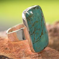 Caribbean Mosaic from @NOVICA, They help #artisans succeed worldwide. #turquoise #jewellery