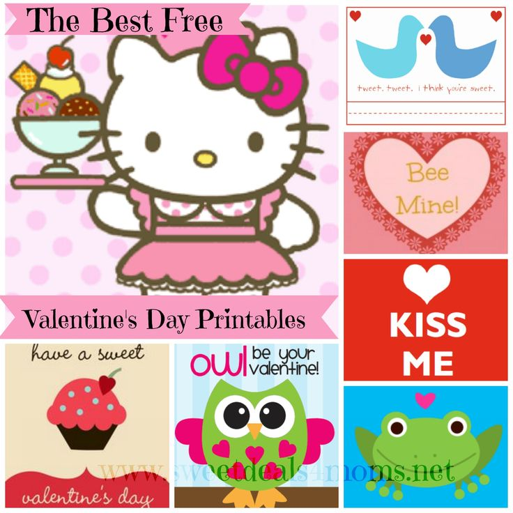Best 20 Printable Valentines Day Cards ideas – Great Valentine Cards