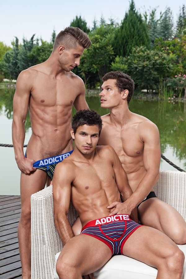 hot studs in panties gay then folded
