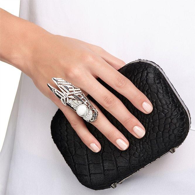 Women's Jewellery   Mimco Online - TRIBEATLE RING
