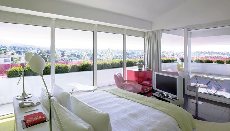 Semiramis Hotel in Athens, Greece where Sarah and I stayed.  Cool place...beautiful view...wonderful breakfast.