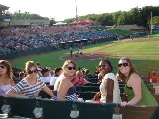 Bowie Baysox Baseball Game