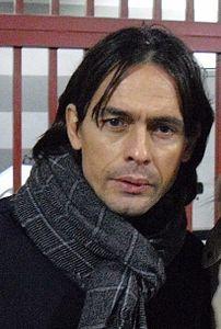 Filippo Inzaghi, detto Pippo (Piacenza, 9 agosto 1973)