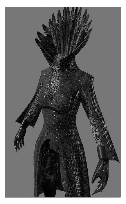 Ravenna's armour. #plocomiBw