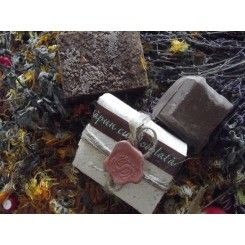 Natural Soap with Chocolate Herbaria