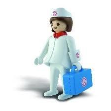 infirmière Playmobil