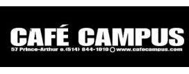 Montreal Nightclub coupons/ Montreal Café Campus coupons. Viens faire la fête! Située sur le Plateau Mont-Royal, la coop de travail du Café Campus opère 4 bars sur 3 étages, 364 jours par année, avec sa discothèque et une imposante diffusion de spectacles.    Click the pin for a coupon that reads:  Upon presentation of this coupon, get FREE admission for Jeudis Hit-Moi! at Café Campus ! Sur présentation de ce coupon, obtenez l'entrée GRATUITE lors des Jeudis Hit-Moi! du Café Campus !