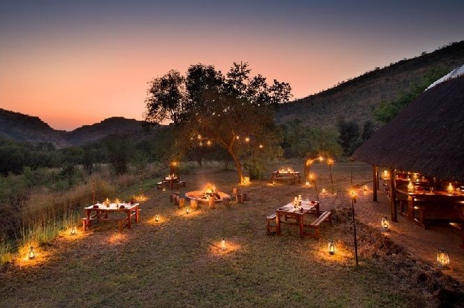 Bakubung Bush Lodge, Pilanesberg