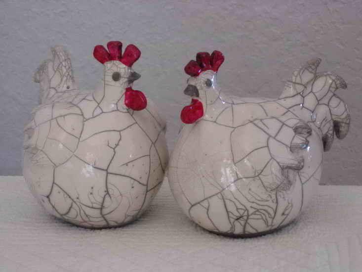 Keramiktiere – Google-Suche   – Töpfern