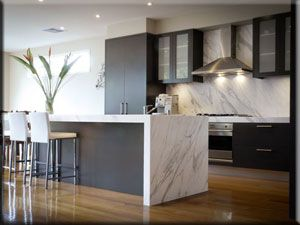 Doric Marble - Melbourne | Stones Benchtops | Wall Panelling | Fireplaces | Renovations
