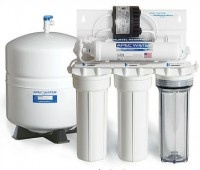 Reverse Osmosis System with Remineralizer