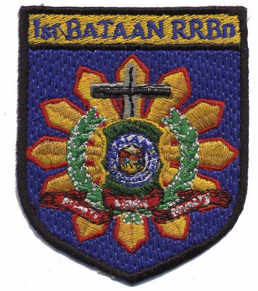 1st BATAAN RRBn