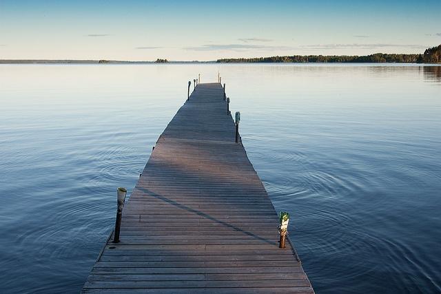 Lake Vanern, Sweden - The largest lake in Europe