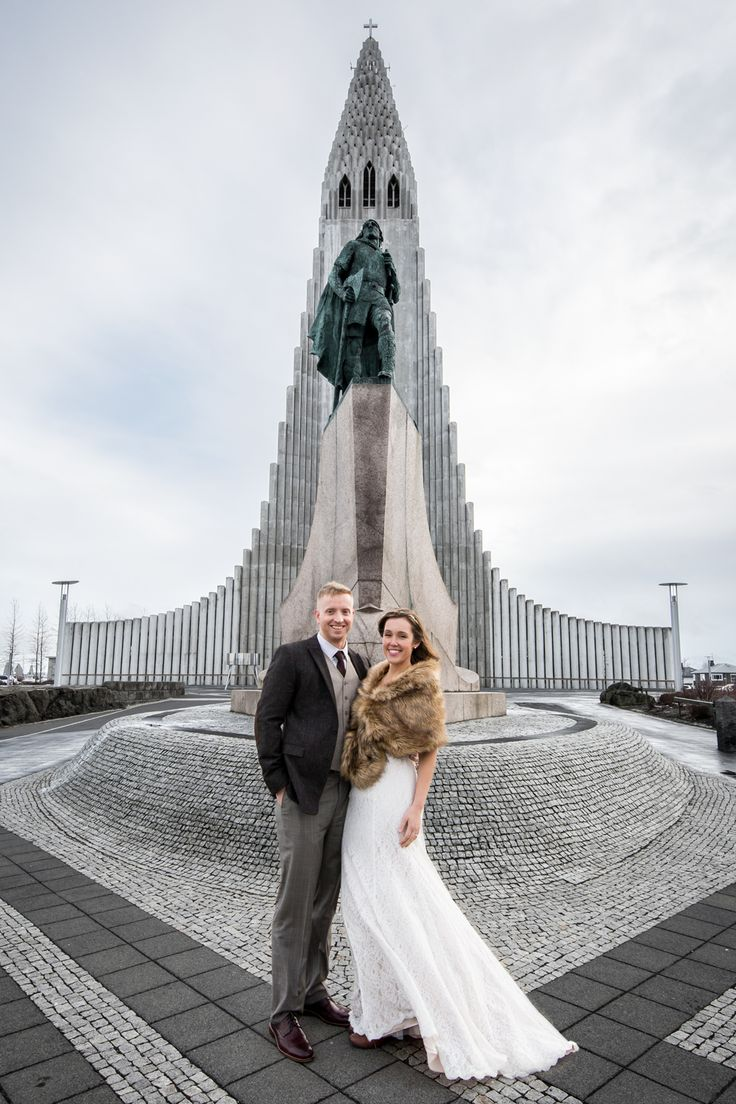 Shelby Kyle Had Such A Beautiful Wedding In Reykjavik Iceland Thank You Guys