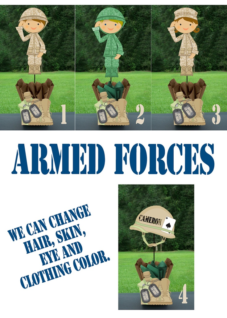 17 best images about army birthday on pinterest boot for Welcome home soldier decorations