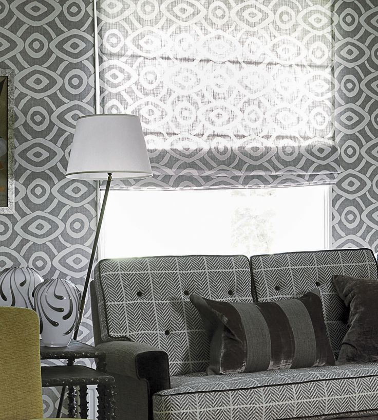 Greys   Latea Fabric by William Yeoward   Jane Clayton