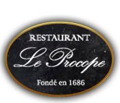 Going to Le Procope for lunch today! Giving the family a feel for old Paris!