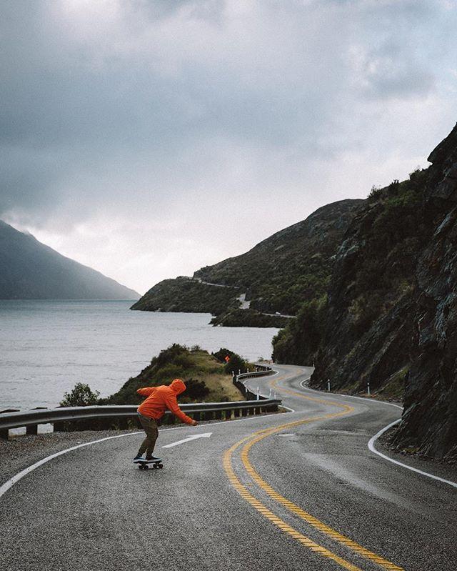 Tony Hawk road skater. #NewZeaLit