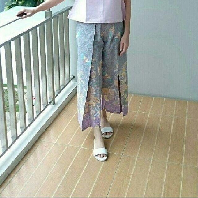 Batik kulot