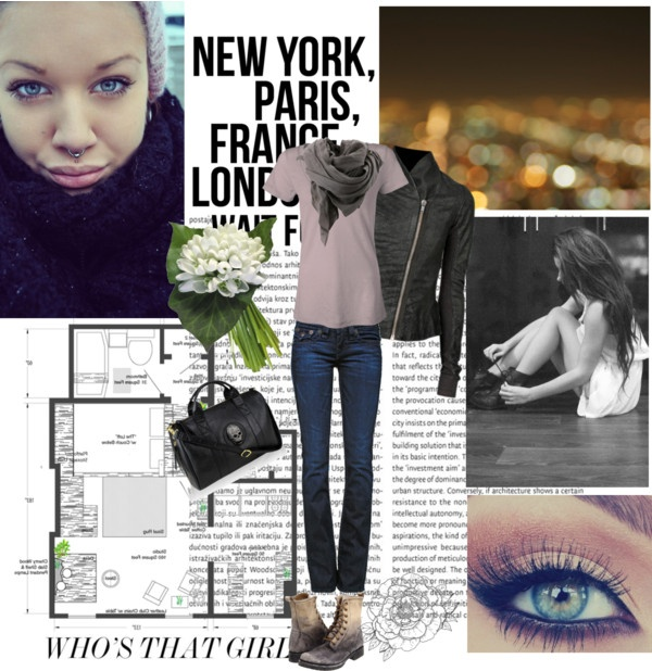 """""""Attitude my friends, is everything ;)"""" by kknorri on Polyvore: My Friend"""