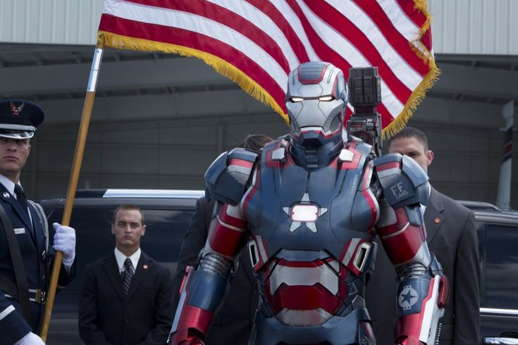 Image Gallery - Iron Man 3 - Movie Trailers - iTunes