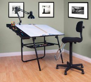 Zenith Drafting Table Set by Studio Designs. $660.95. 32640 Features -Modern design & 110 best Workstation images on Pinterest | Drafting tables Hon ...