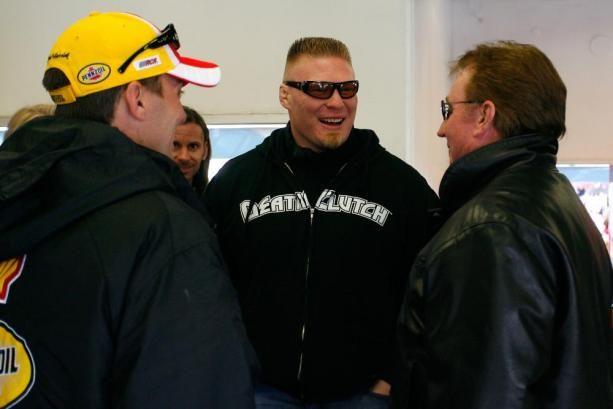 Brock Lesnar Tells ESPN Vince McMahon Is A Better Promoter Than Dana White - I4U News