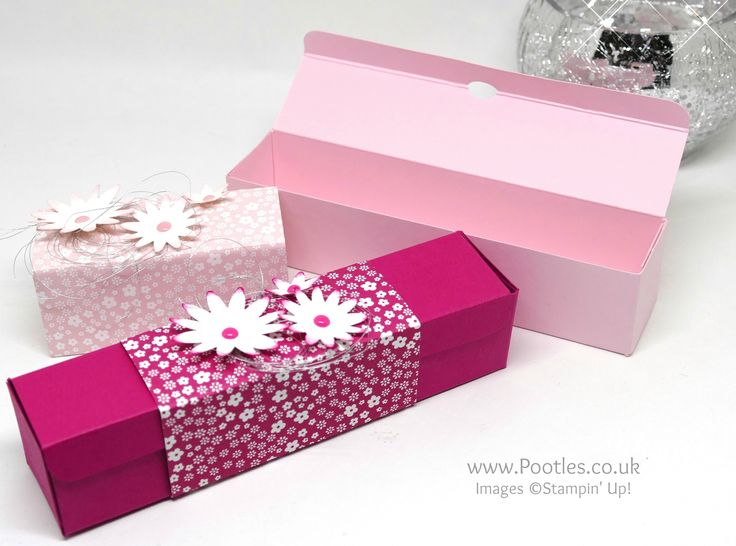 Blossom Bunch & Project Life Corner punches, Brights & Subtles DSP, Silver Metallic Thread - Slender Box