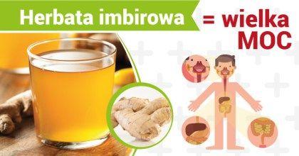 Herbata imbirowa-rozpuszcza kamienie nerkowe, oczyszcza wątrobę i zabija komórki rakowe-przepis