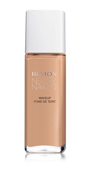 REVLON NEARLY NAKED FOUNDATION REVIEW   (dupe for a higher end foundation.. find out which one..)