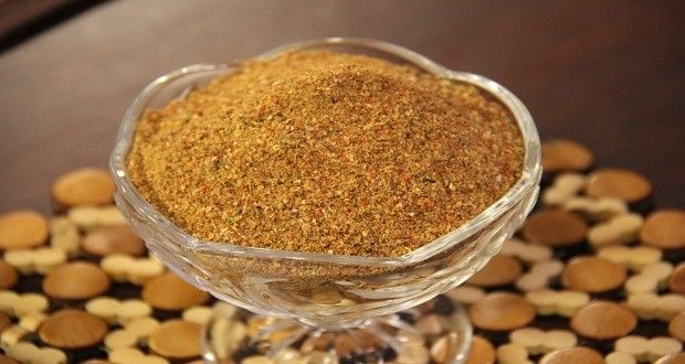 how to prepare chat masala powder