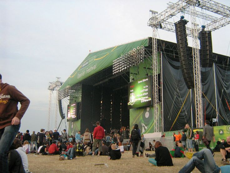 Opener event, 2008.
