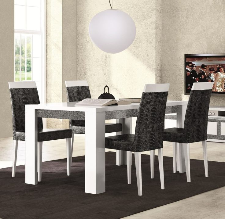 White Leather Dining Chair is one of the best design. Description from diabelcissokho.com. I searched for this on bing.com/images