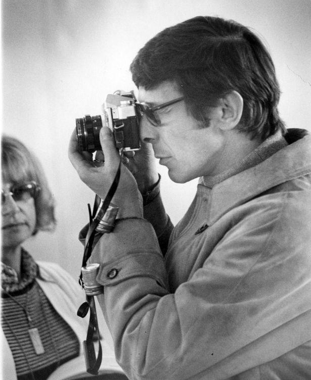 Leonard Nimoy- photographer