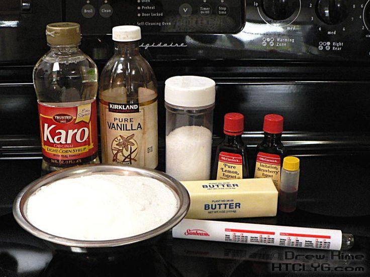 taffy hour funfetti homemade salt making homemade pulling taffy ...