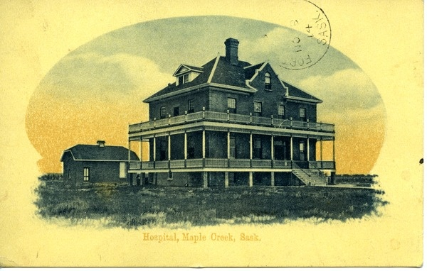 Hospital, Maple Creek, Sask. | saskhistoryonline.ca