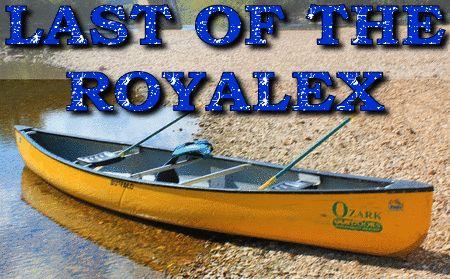 Buffalo Canoe for sale near St. Louis