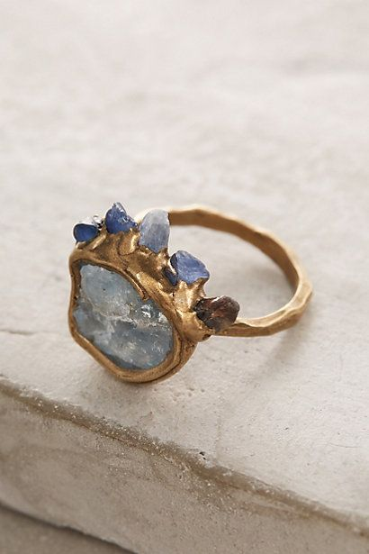 Moonvision Ring #anthropologie
