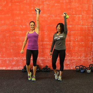 10-Minute Arm Workout With Cameron Diaz's Trainer Teddy Bass
