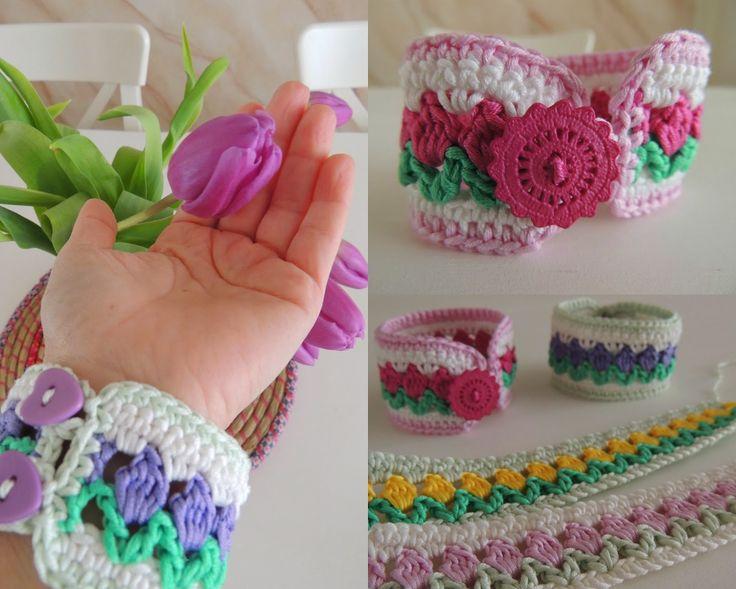 Tulip-Bracelet ♥