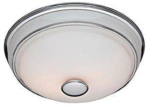 Fabulous Hunter Ventilation Victorian Bathroom Exhaust Fan and Light Combination Silver Bathroom Vent Fan