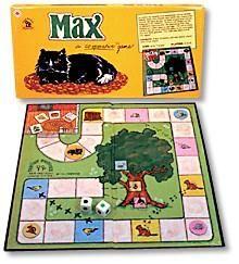 Max de kat: De spelers zorgen er samen voor dat de kleine diertjes zo snel mogelijk hun woonplaats is de boom bereiken zonder dat ze worden gevangen daar Max de kat.