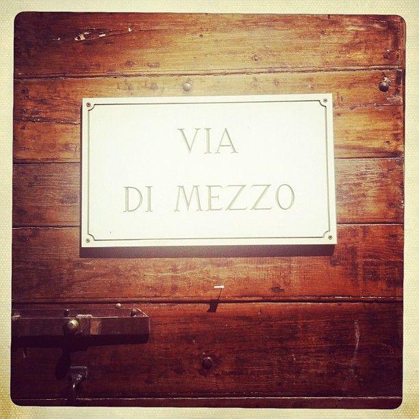 """Alla via di mezzo l'ultimo pranzo #InMontefalco """"A Montefalco non puoi non passare da Giorgione!"""" foto di @lagonzi Francesca Gonzales"""