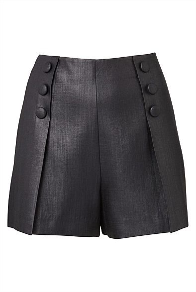 Som Tailored Short  #WITCHERYSTYLE