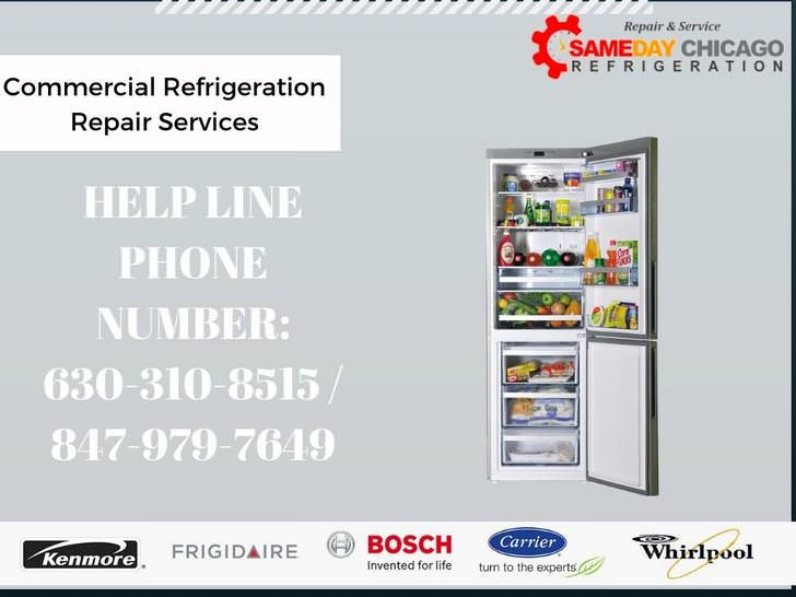 Get Perfect Commercial Refrigeration Repair Services Fridge