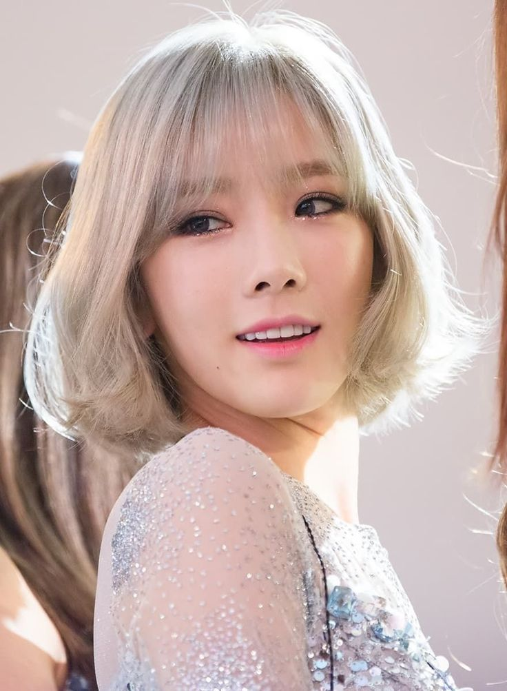 17 Catchy Korean Hairstyles Bangs Tutorial For Attention Grabbing Gals
