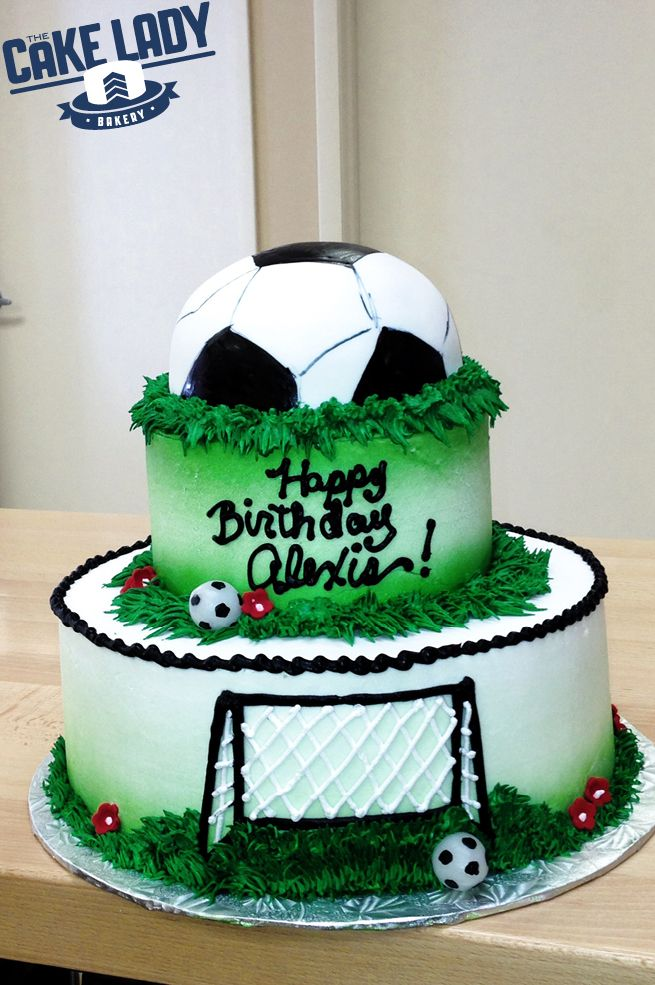soccer cake ideas 17 best ideas about soccer birthday cakes on 7581