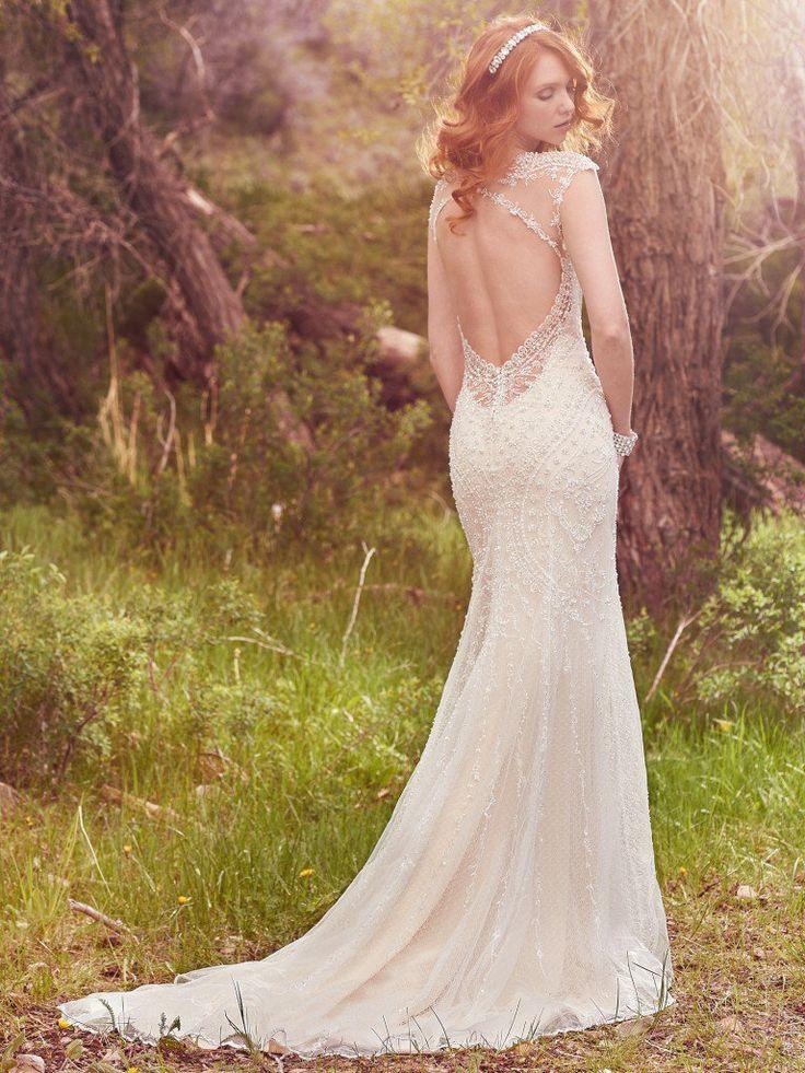 Petra Wedding Dress   Maggie Sottero