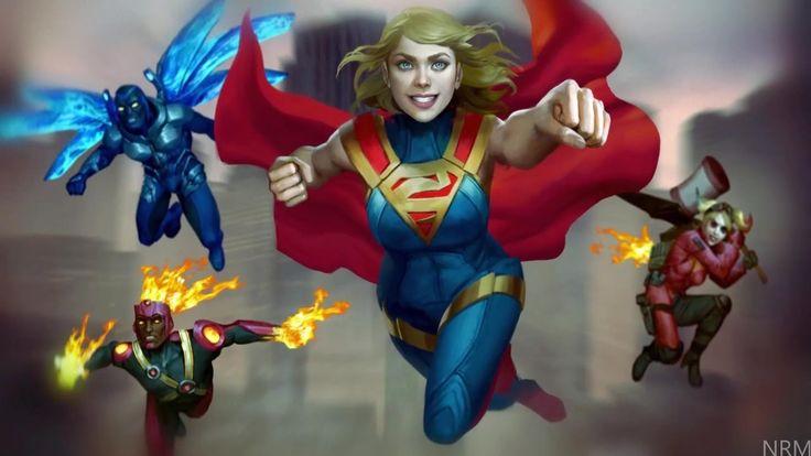 Injustice 2 - All Characters Endings (All Arcade/Multiverse/Secret Endings)