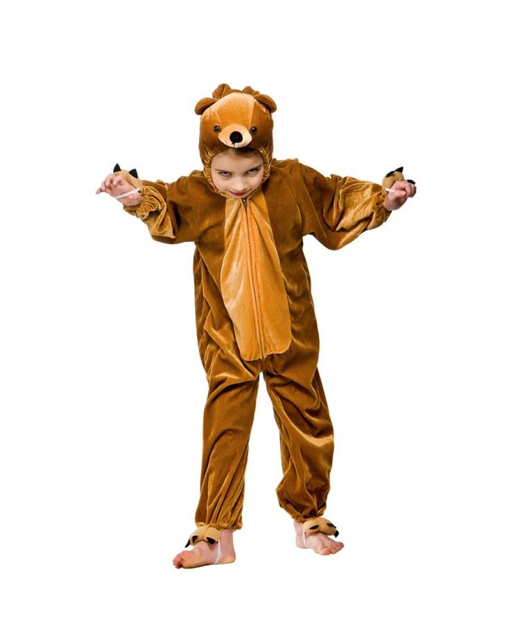 Bear Costume well is this poo bear. #Partyshop #Fancydress #Partysupplies